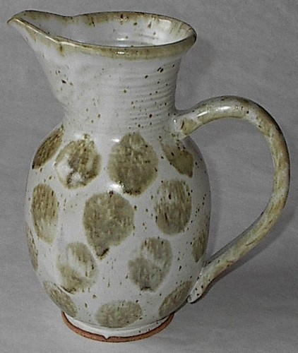 A Christmas Pitcher